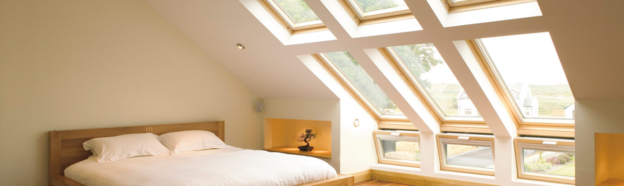 Hmapshire loft conversion